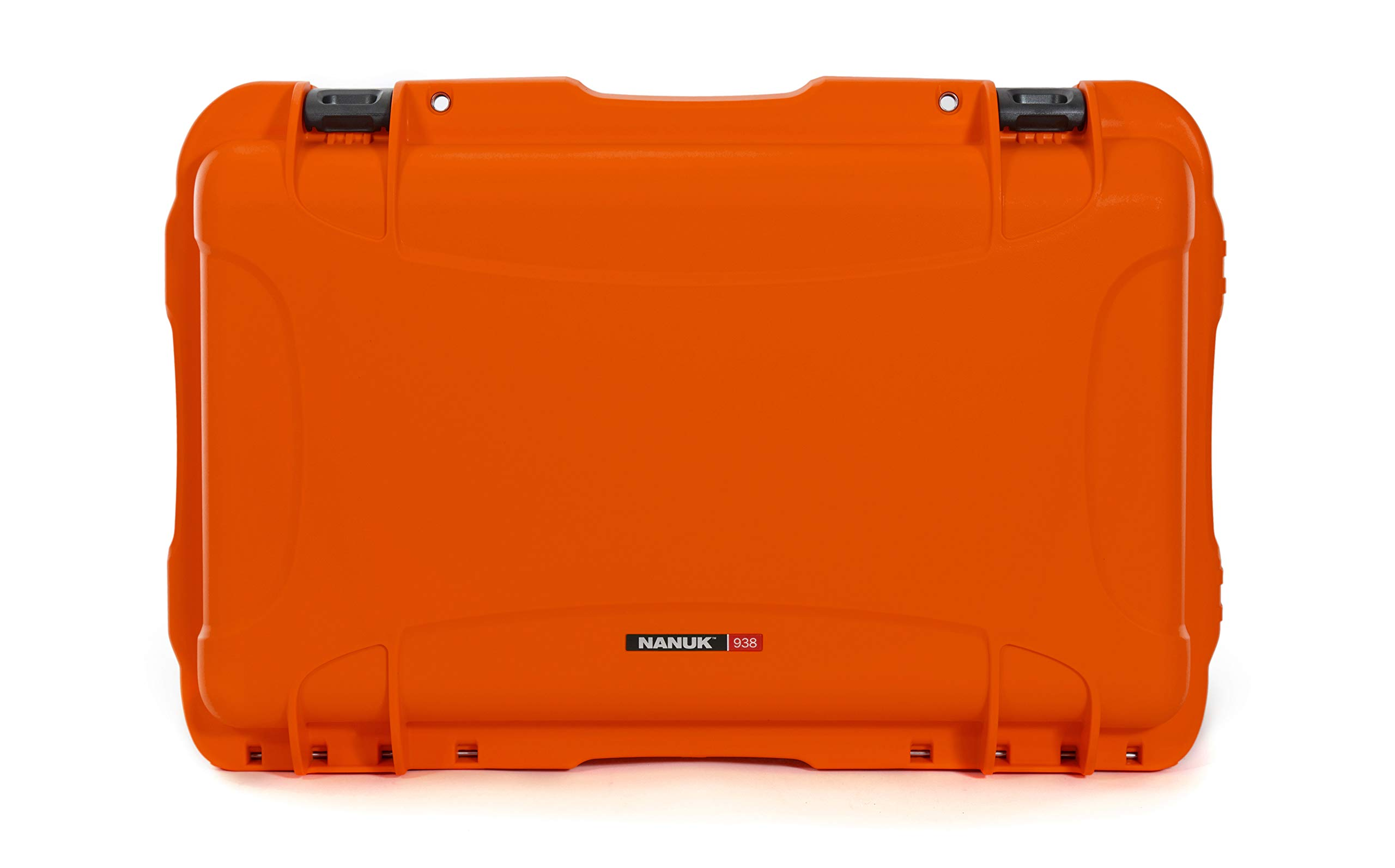 Nanuk 938 Waterproof Hard Case with Wheels - Empty - Orange by Nanuk