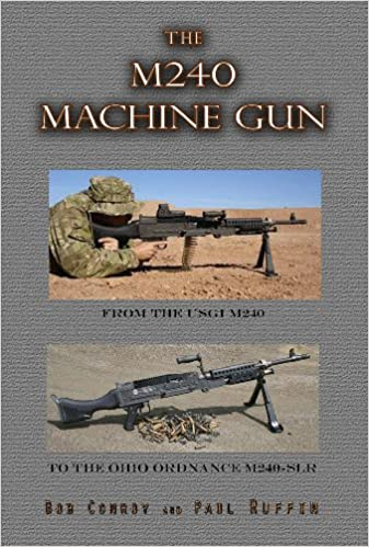Buy The M240 Machine Gun Book Online at Low Prices in India