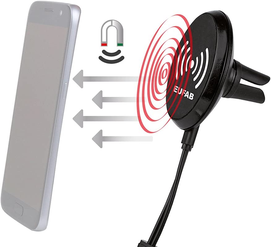 EAL 16453/Induction Charger with Magnetic Phone Holder