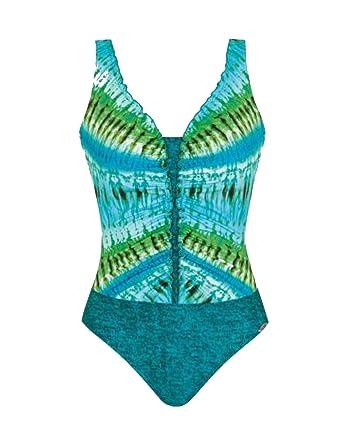 marktfähig beste Qualität für ziemlich billig Sunflair Damen Einteiler Badeanzug Under The Sea