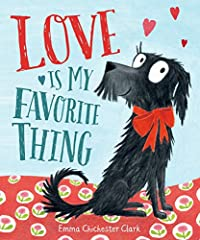 Starring an enthusiastic pooch whose joy, optimism and love know no bounds, this lively picture book is based on Emma Chichester Clark's own dog, and joyfully celebrates unconditional love. Plum has lots of favorite things—catching sticks, he...