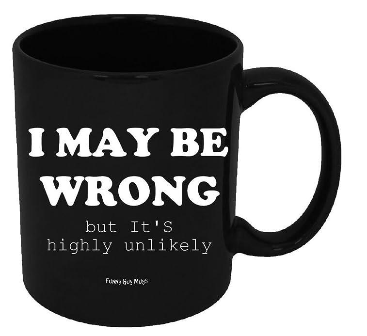 White 11-Ounce MUG-5 Funny Guy Mugs Worlds Okayest Dad Ceramic Coffee Mug