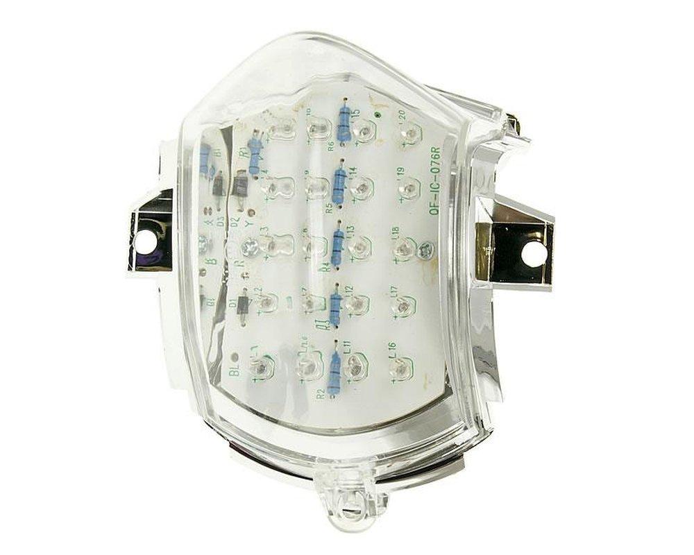 Rü cklicht Bremslicht LED - Aprilia SR50 SR 50 R Factory (04-) SP 62001708