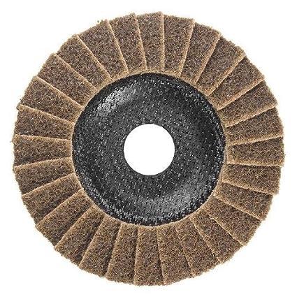 Pulido con disco 100 x 16, grano medio, disco de pulido, con ...