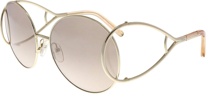Chloé CE124S 724 60 Gafas de Sol, Gold/Peach, Mujer: Amazon.es: Ropa y accesorios