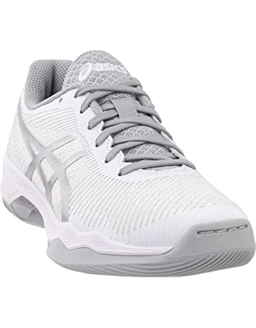 best website 2105b 8b501 ASICS Womens Volley Elite FF Volleyball Shoe
