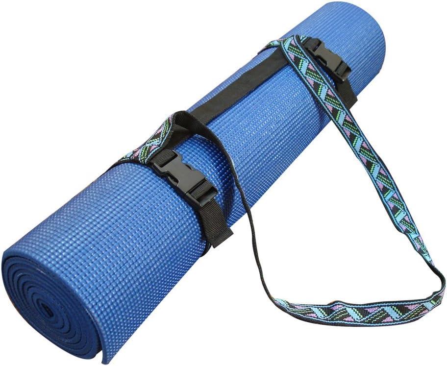 Unisex Adulto Azul 25 mm Yoga Direct Y041STRHAR01 Arn/és para Esterilla de Yoga