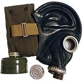 GP-5 - Máscara de gas (goma, tallas 0,1,2