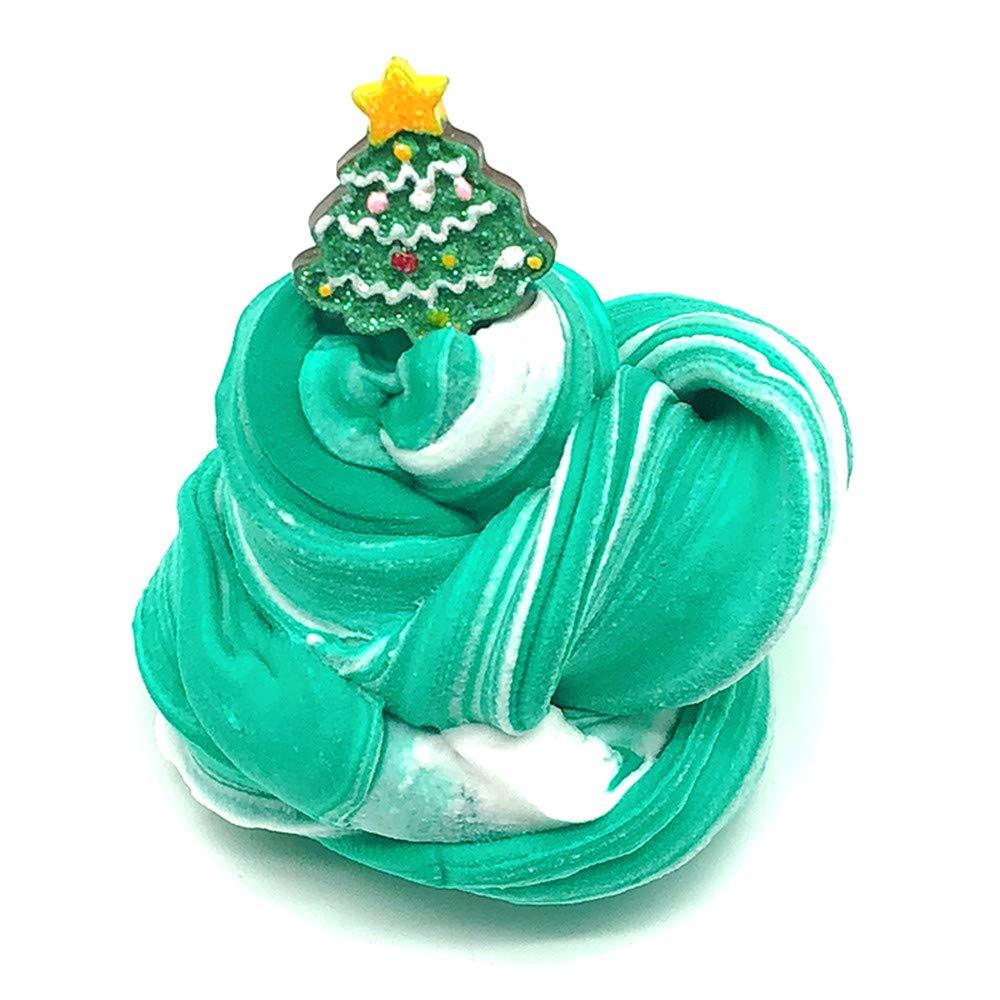 Weihnachten Flauschige Schleim Fluffy Slime Cooljun flauschige floam ...
