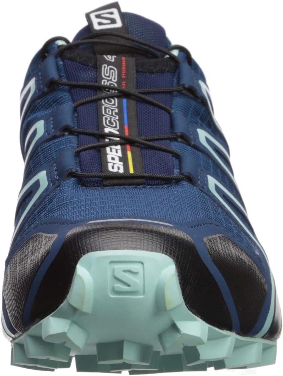 SALOMON Women's Speedcross 4 W Trail Running Shoe Poseidon