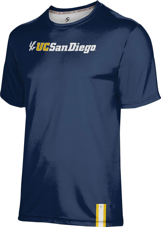ProSphere University of California Mens Long Sleeve Tee Bold