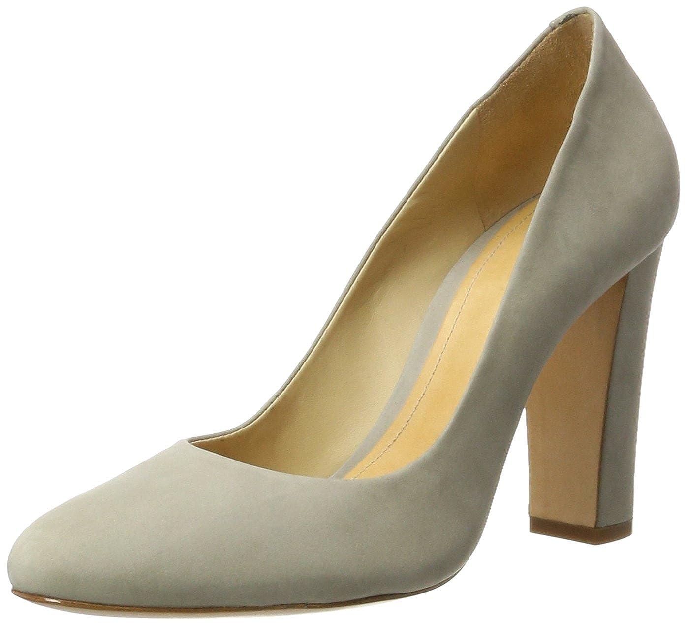 TALLA 39 EU. SCHUTZ S2-00600001nbk, Zapatos de tacón con Punta Cerrada para Mujer
