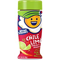 Kernel Season's Chile Limon Popcorn Seasoning Shakers, 2.85 Ounce, Pack of 6