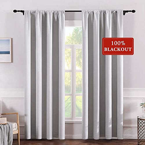 MIULEE 100 Blackout Curtain