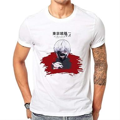 Camiseta para Hombre,Verano Camiseta Impresa De Dibujos Animados ...