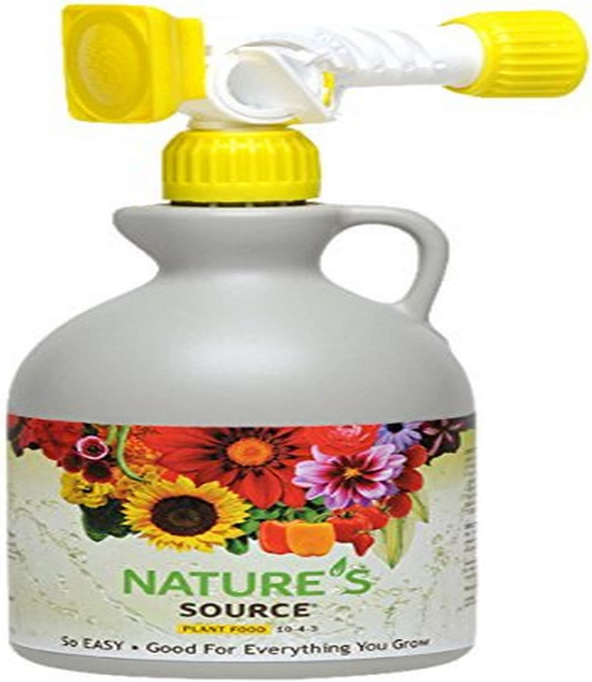 Nature's Source 7531-US Ready-to-Use Hose End Plant Food, 32 oz