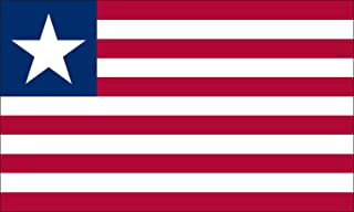 product image for Valley Forge Flag 3-Foot by 5-Foot Nylon Liberia Flag