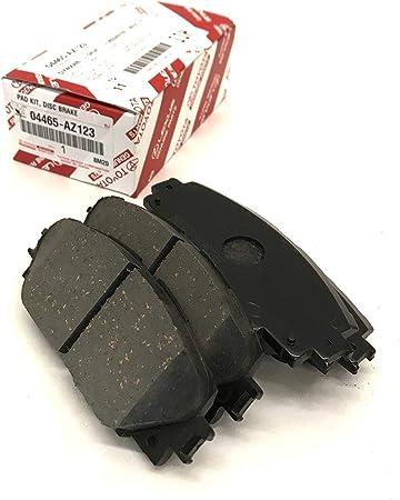 Brake Pad Kit Genuine Toyota 04466-47080