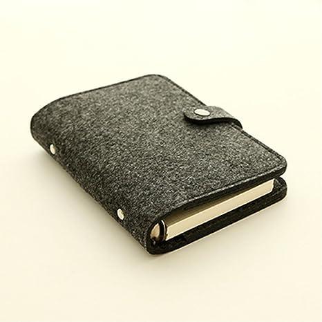 Amazon.com: yakri A5 tamaño nueva diario de viaje libro ...