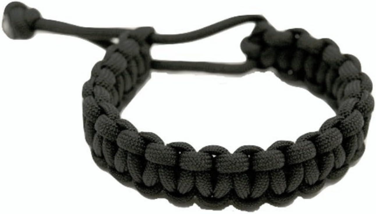Cobra King Paracord Mad Max Adjustable Bracelet handmade