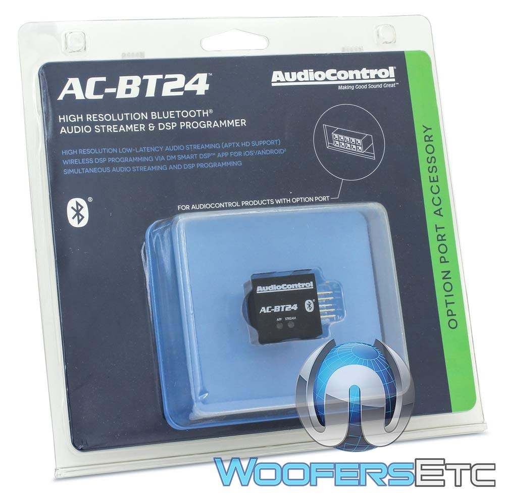 AudioControl AC-BT24 Bluetooth Streamer & Programmer for AudioControl DSP Products Featuring The Option Port by AudioControl (Image #1)