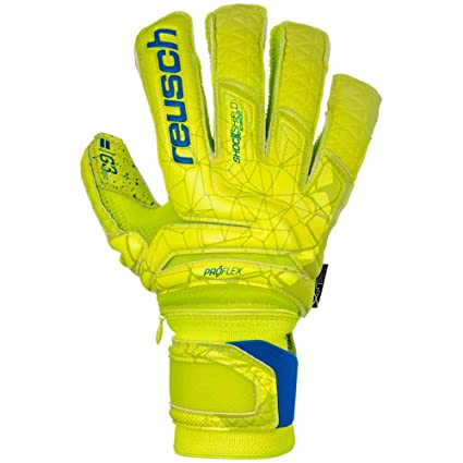 abca2438a Reusch Fit Control Supreme G3 Fusion Ortho-Tec Goalkeeper Gloves Size 7.5