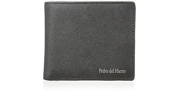 Pedro del Hierro, CARTERA PIEL SAFFIAN - Cartera para hombre ...