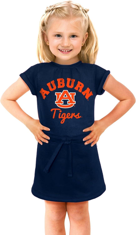 12-18 Months Navy NCAA Auburn Tigers Girls Cold Night Dress