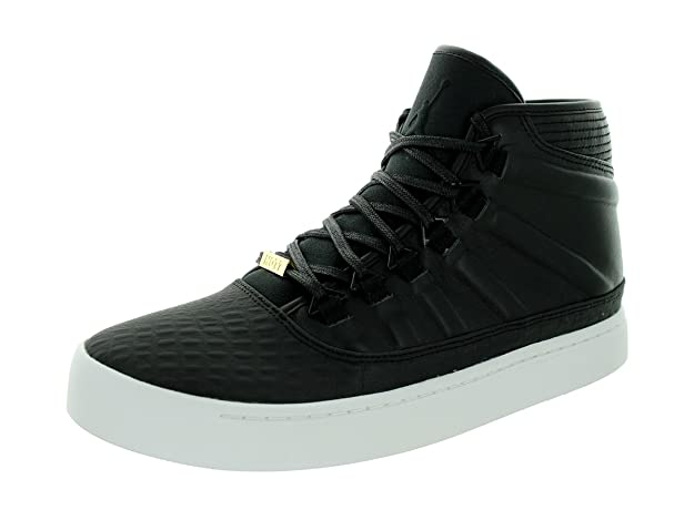 Amazon.com | Jordan Nike Men's Westbrook 0 Black/Metallic Gold/White Casual  Shoe 7.5 Men US | Fashion Sneakers