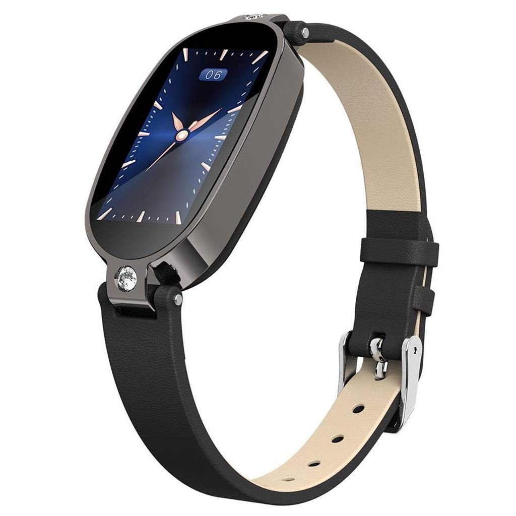 Smart Watches for Men Waterproof, B79 Female Smart Bracelet Fitness Tracker PPG ECG Sleep Monitoring Call Reminder for Father Men Student Youth Teens Boyfriend Lover's Birthday Anniversary Gift