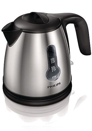 Philips HD4619/20, 0.75 m, Plata, 220 - Calentador de agua