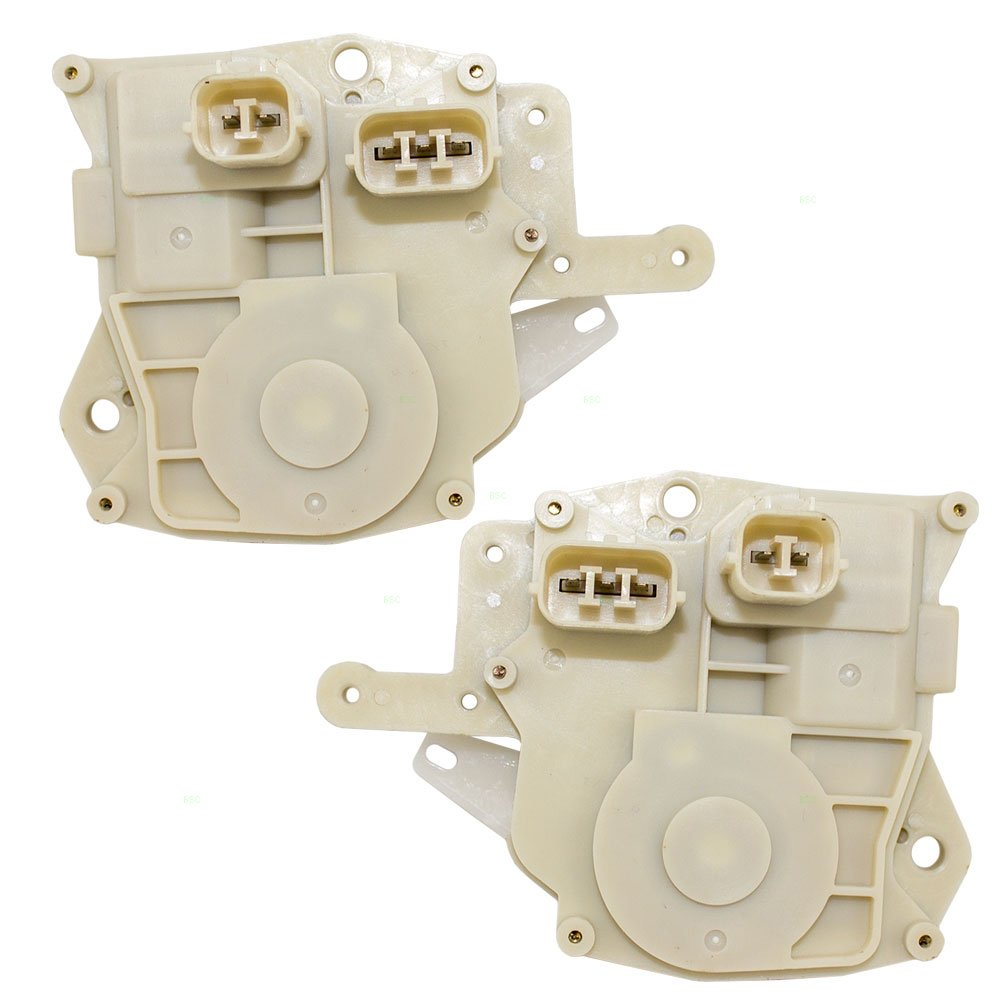 Driver and Passenger Front Door Lock Actuators Replacement for Honda Acura SUV Van 72155S84A11 72115S84A11 by AUTOANDART