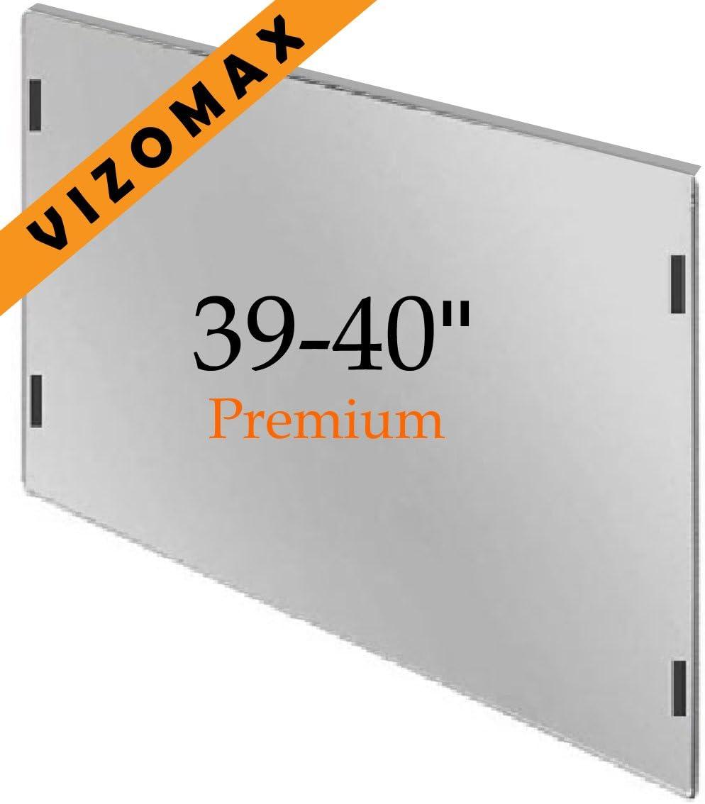 39 - 40 pulgadas Vizomax TV Protección de pantalla para televisor ...
