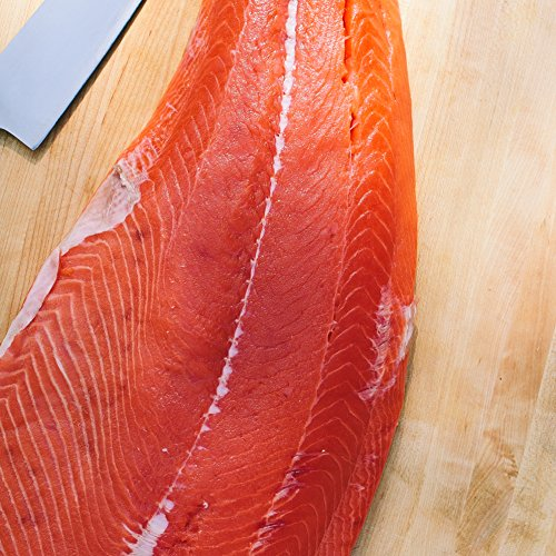 Porter & York, Wild Alaskan King Salmon Fillet 2.5 lb