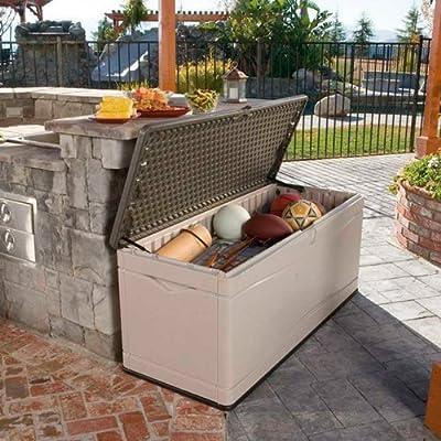 Lifetime 60012 130 Gallon Deckbox