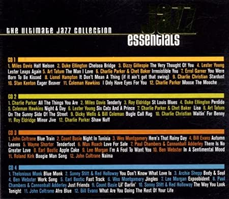 Jazz Essentials - Jazz Essentials - Amazon com Music