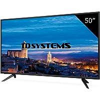 "TD Systems K50DLH8F - Televisor LED de 50"" (Full HD), color negro"