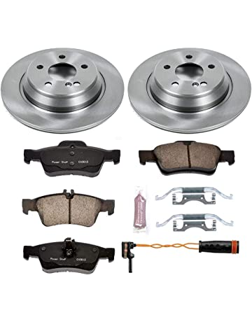 Autospecialty KOE571 1-Click OE Replacement Brake Kit