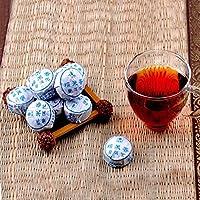 Té de puer chino maduro Té de Yunnan
