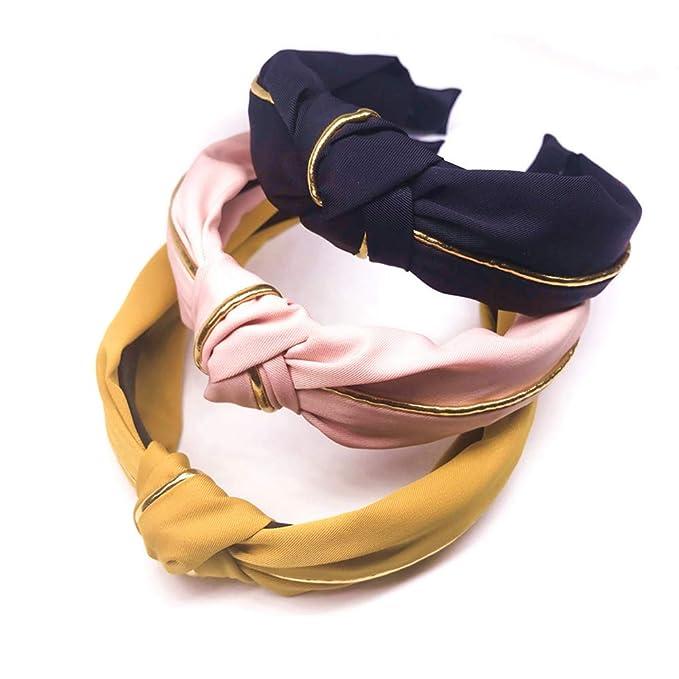 Flower Fabric knot Headbands for women,Beautiful blue grey print hairband,fashion hairband,Headbands for women,Wide headband,aliceband
