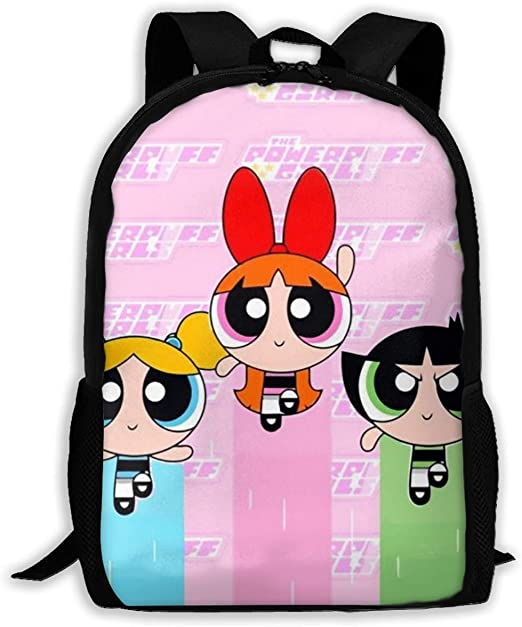 Powerpuff Girls Toddler Mini Backpack Collection-Pink