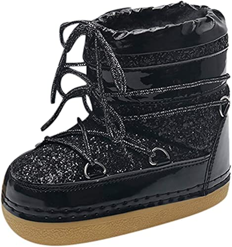 Child's Winter Snow Boots Ankle Boots