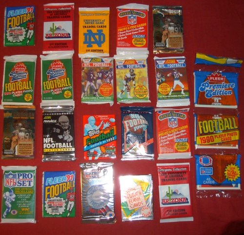 topps football cards 300 - 2