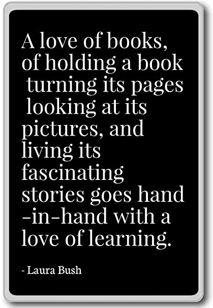 Amazoncom A Love Of Books Of Holding A Book Turning Its