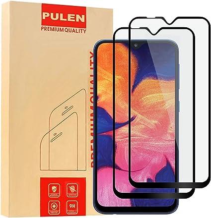 Pulen Samsung Galaxy A20e Screen Protector Hd Clear Anti Scratch Bubble Free Anti Fingerprint 9h Hardness Tempered Glass Screen Protector For Samsung Galaxy A20e Black Elektronik