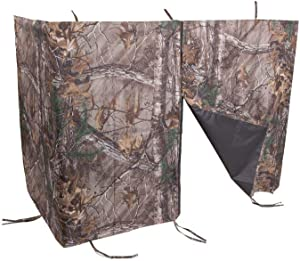 Allen Magnetic Treestand Cover, Realtree Xtra (Renewed)
