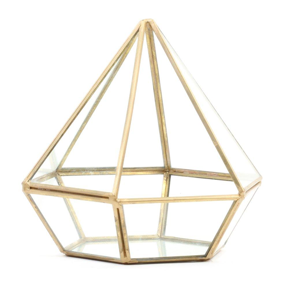 Koyal Wholesale Diamond Geometric Table Glass Terrarium Koyal Wholesale Diamond Geometric Table Glass Terrarium new pictures