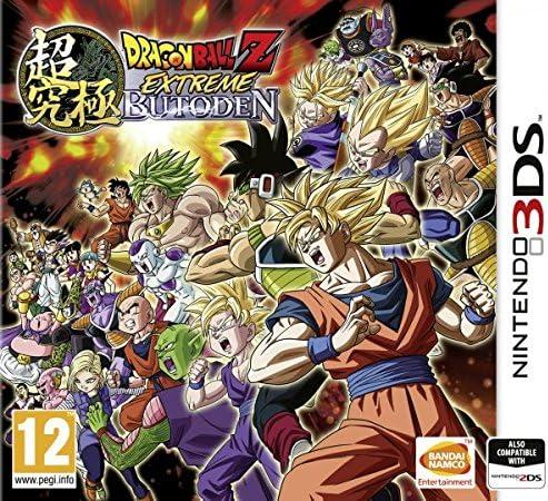 Dragon Ball Z: Extreme Butoden: Amazon.es: Videojuegos