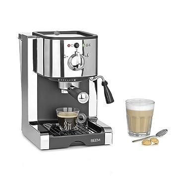 Amazonde Beem Espresso Perfect Espresso Siebträgermaschine Mit