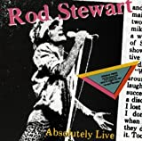 Absolutely Live - Rod Stewart Product Image